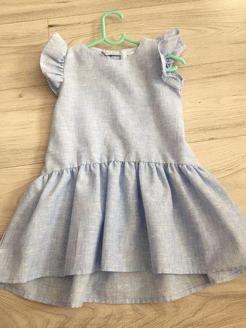 Śliczna sukienka dla dziewczynki