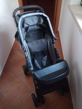 Carro de bebé + ovo