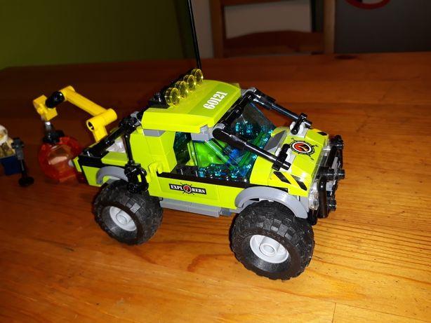 Klocki LEGO City Samochód naukowców 60121