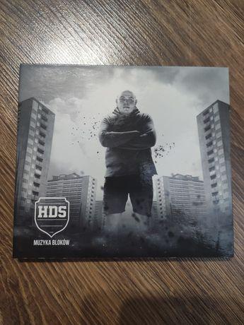 Płyta muzyczna HDS muzyka bloków 2014 rap hip hop