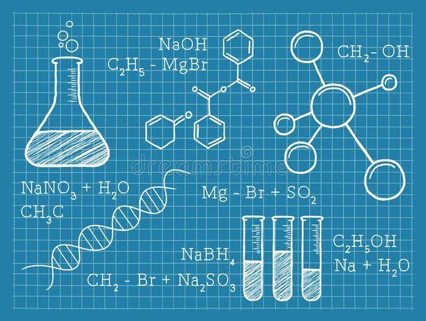 Химия. Решаю задачи по химии