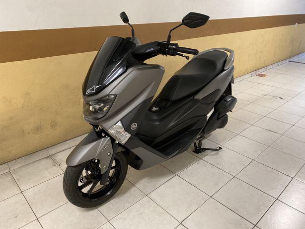 Yamaha N-Max 125 abs