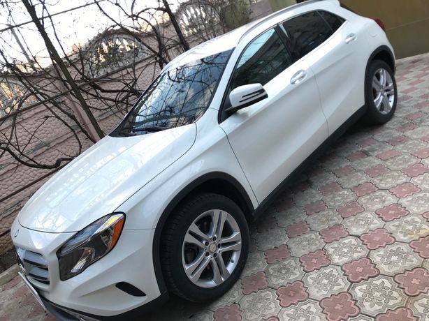 Mercedes-Benz Gla 250 2016