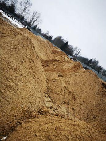 Sprzedaż piasku budowlanego
