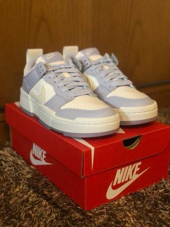 Nike Dunk Low Disrupt Summit White Ghost - 38