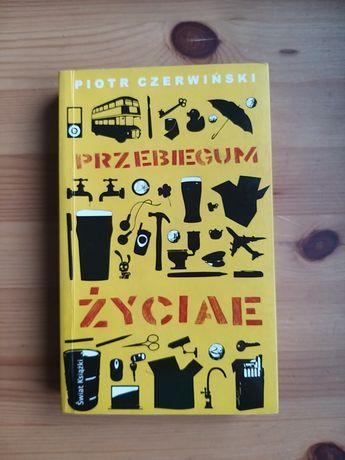 Książka Przebiegum Życiae Piotr Czerwiński