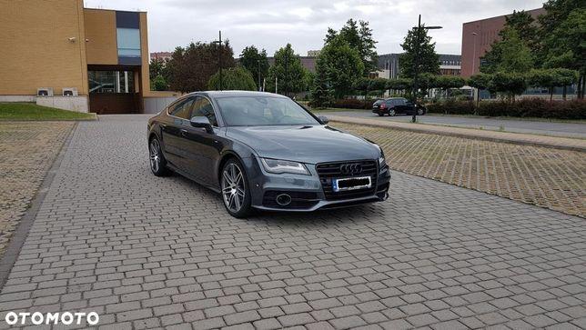 Audi A7 Audi A7 quattro s line 313KM full opcja masaże, webasto itd