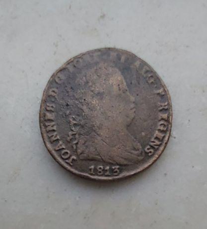 Pataco de D.João P.R  1813.