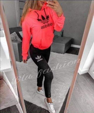 Komplet damski adidas s m l XL