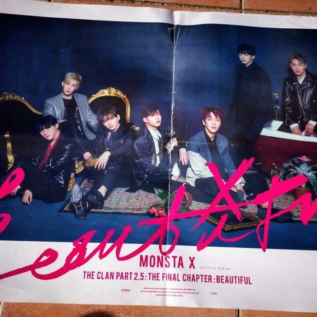 Poster Monsta X Oficial