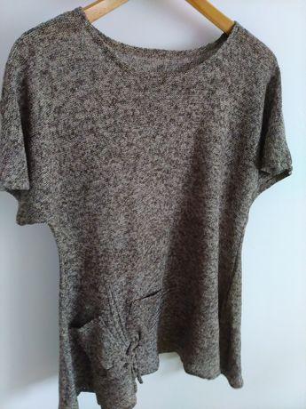 Sweterek z krótkim rękawem