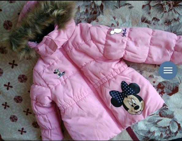 Зимняя курточка тополино topolino