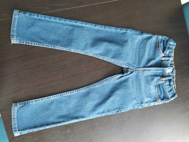 Jeansy chłopięce H&M rozm. 110.