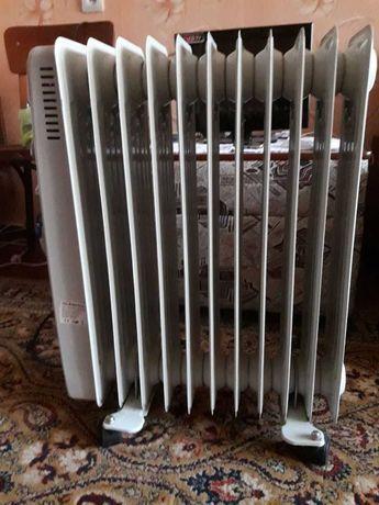 Продам масляный радиатор на 10 секций