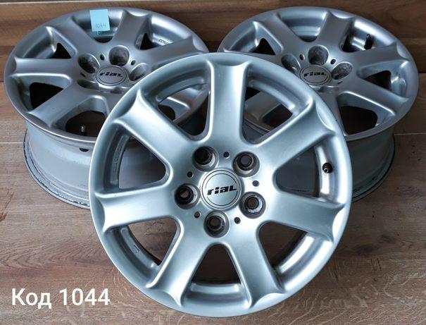 Оригінальні легкосплавні диски Rial R15 5x120 ET39