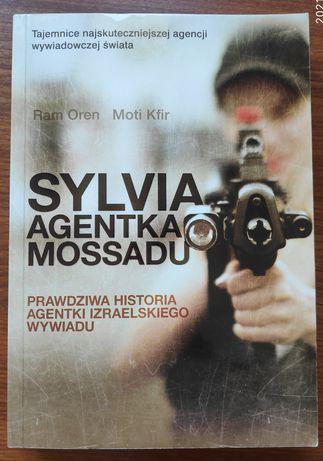 Książka Sylvia Agentka Mossadu - Ram Oren, Moti Kfir Tanio!