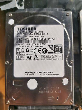 Вінчестер жорсткий диск для ноутбука hard disc  hitachi,seagate 1000gb