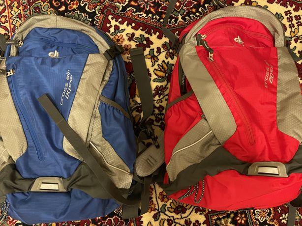 Туристический рюкзак Deuter Cross air 20 exp
