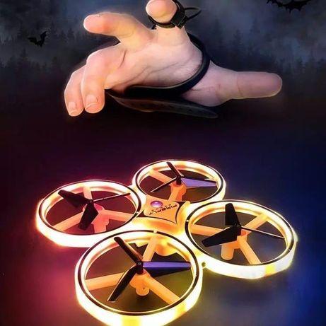 Квадрокоптер TRACker. Дрон управления жестами. Дрон управления рукой