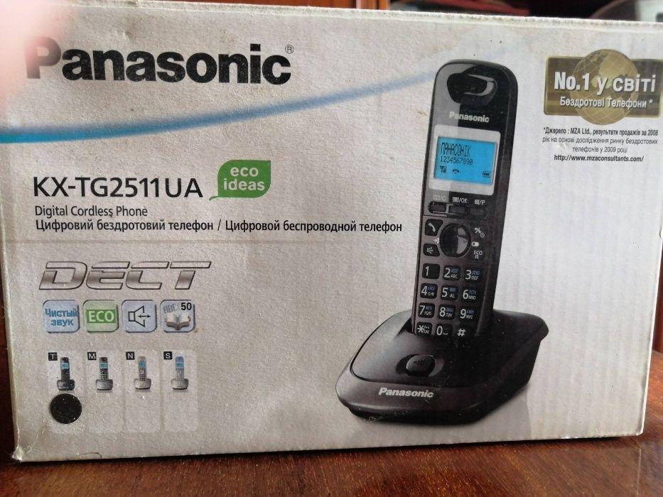 Продам беспроводный стационарный телефон Panasonic Николаев - изображение 1