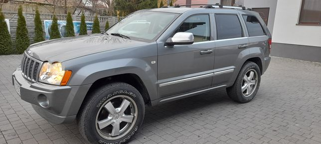 Jeep Grand Cherokee 3.0 crd 250KM OVERLAND wk wh