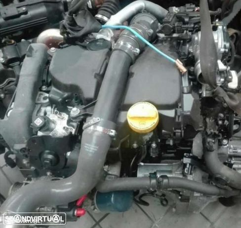 Motor Renault Kangoo de 2014, ref 608, aprox 54 000 kms.