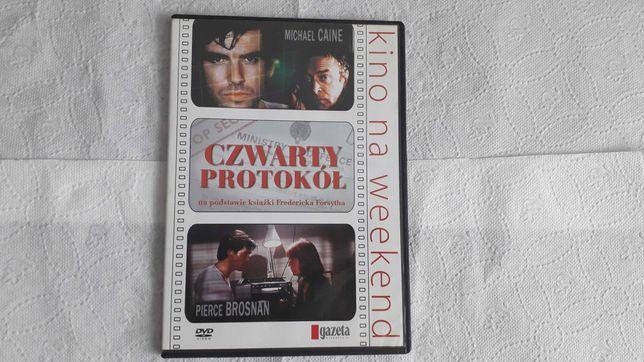 """Czwarty protokół"" DVD"