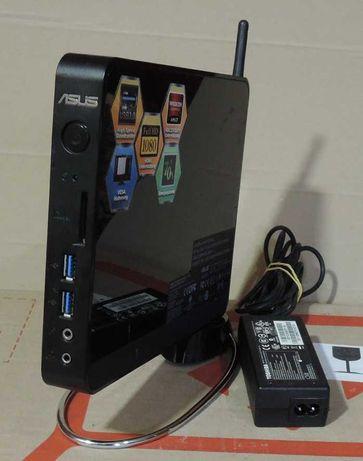 Неттоп — мини ПК Asus, 2 ядра 1,65ггц/4гб DDR3/320gb/Wi-Fi/HDMI