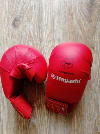 RĘKAWICE do karate dziecięce firmy Hayashi rozm. M