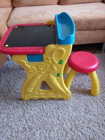 Мини парта столик мольберт 2в1 Crayola !!!