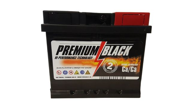 Akumulator Samochodowy Premium Black 45Ah/450A