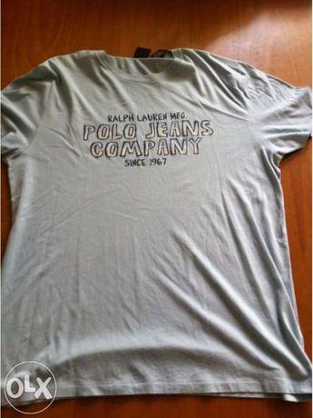 T-shirt Ralph Lauren Azul