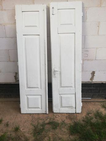 Drzwi drewniane (Podwójne)