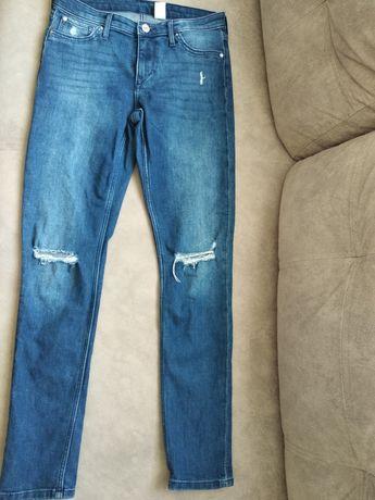Стильні джинси(12-13років),підійде на 42(ХС-С)