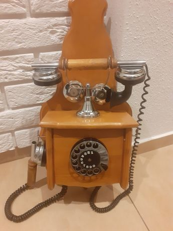 Stary telefon kolekcje