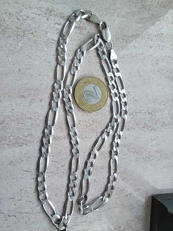 Łańcuszek srebro 925 Figaro