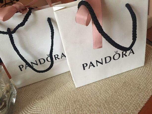 Torebka torebki prezentowe pandora NOWE okazja