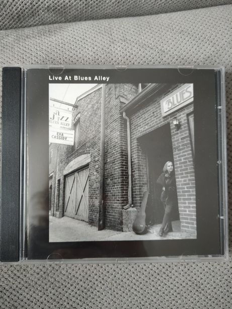 CD - Live at Blues Alley - Eva Cassidy
