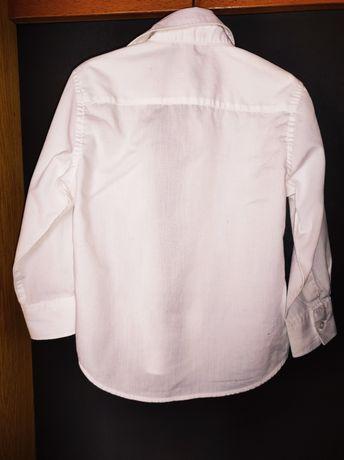 Рубашка белая парадная
