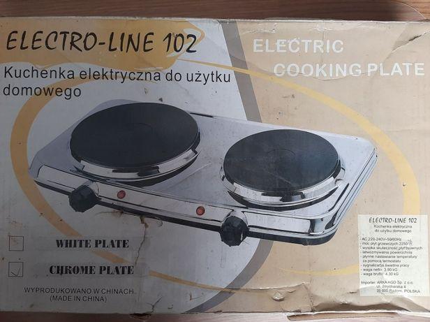 Kuchenka elektryczna Electro Line 102