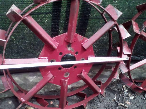 Грунтозацепы,колёса для мотоблока.