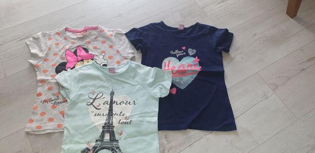 T-shirty 98/104