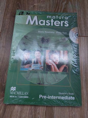 Sprzedam książkę matura masters jezyk angielski