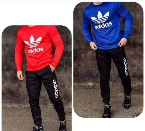 Dresy męskie z logo Adidas Nike Armani kolory M-XXL!!!