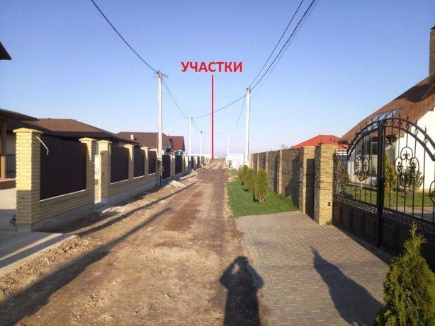 Большая Александровка участок 10 соток 2000 у.е. сотка