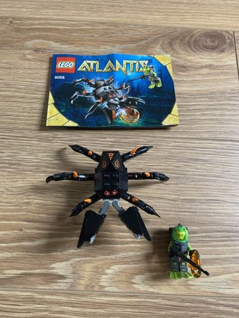 Lego Atlantis 8056 Monster Crab Clash