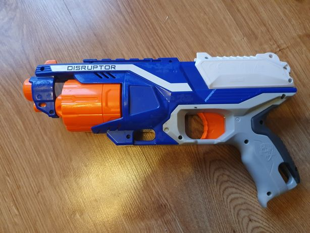 Pistolet Nerf Disruptor