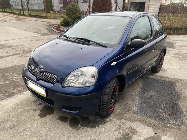 Toyota YARIS 1.0 benzyna salon Polska właściciel 1 rodzina