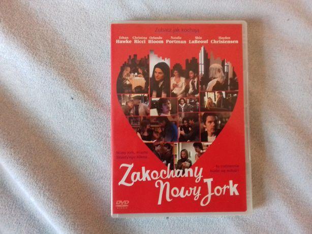 Sprzedam film DVD Zakochany Nowy York Ziębice