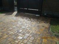 Недорогая укладка тротуарной плитки